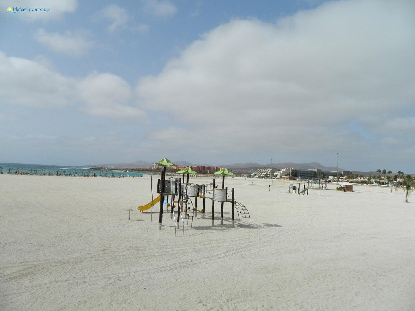 Caleta de Fuste - plaża