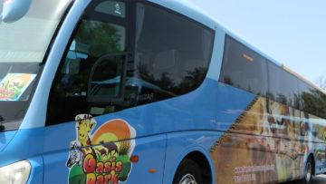 Oasis Park – darmowy autobus