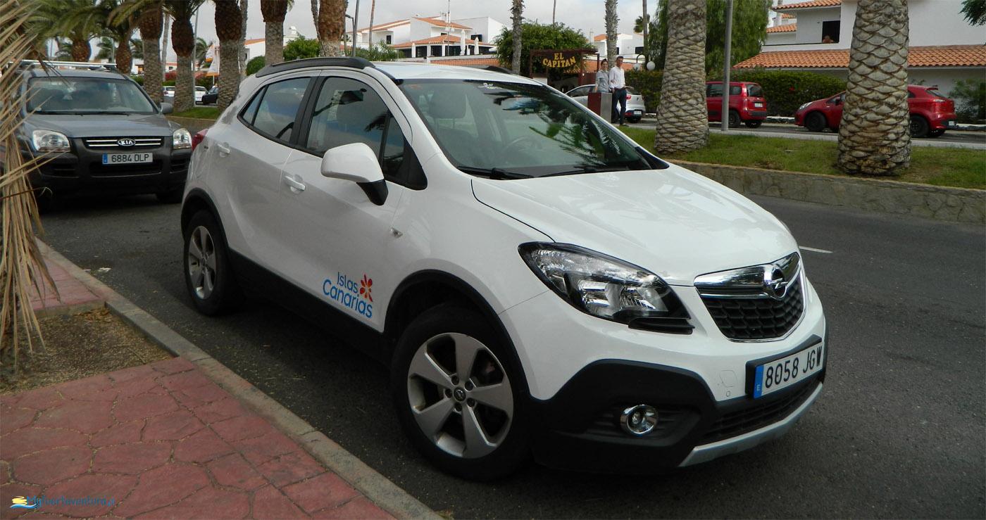 Opel Mokka - Fuerteventura