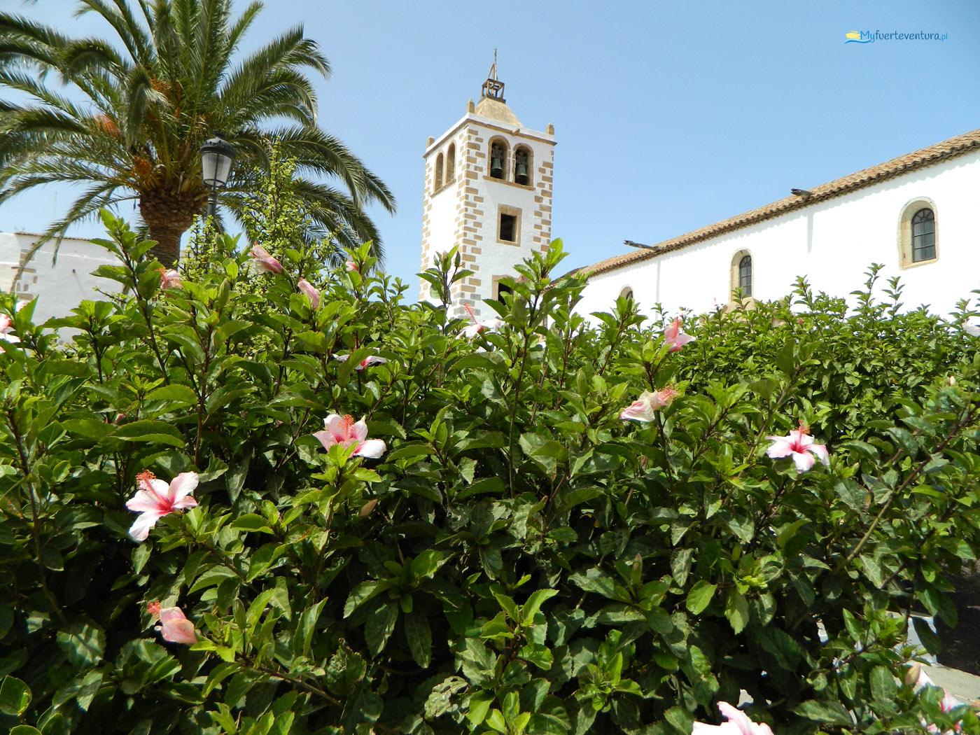 Betancuria - kościół św. Marii