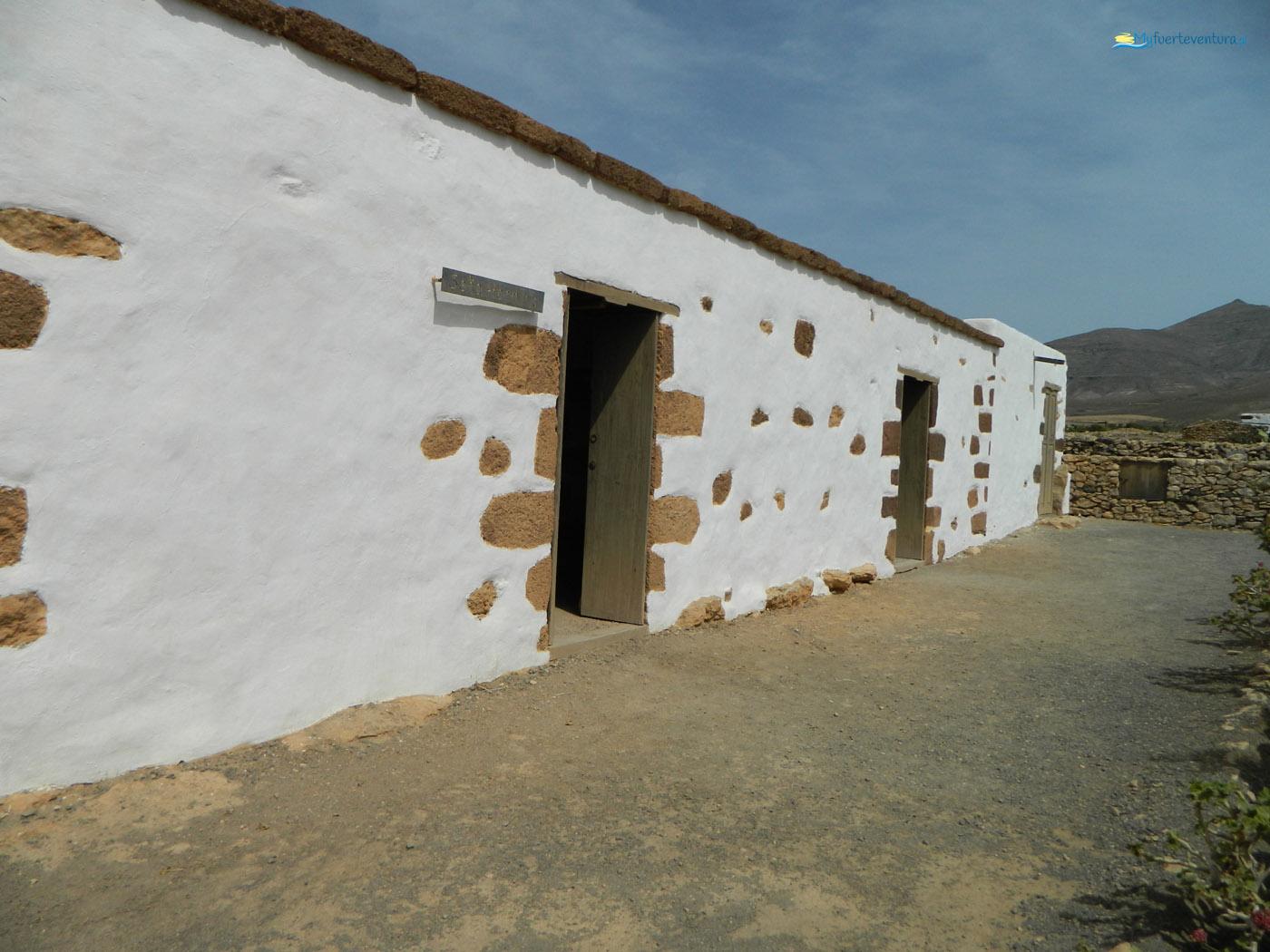 Ecomuseo la Alcogida