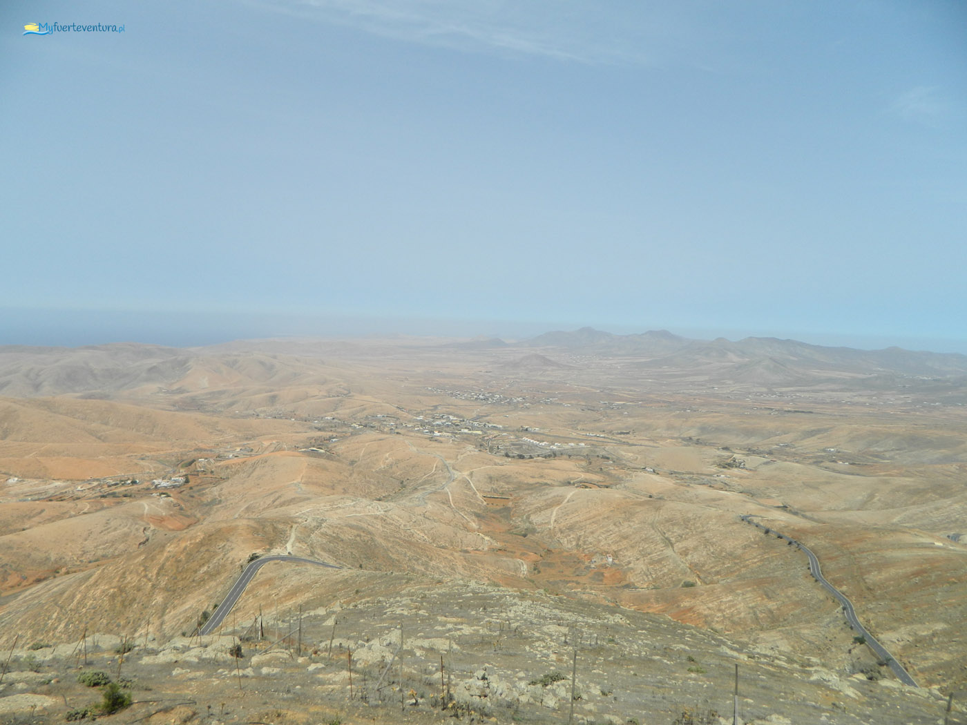 Mirador Morro Velosa Fuerteventura