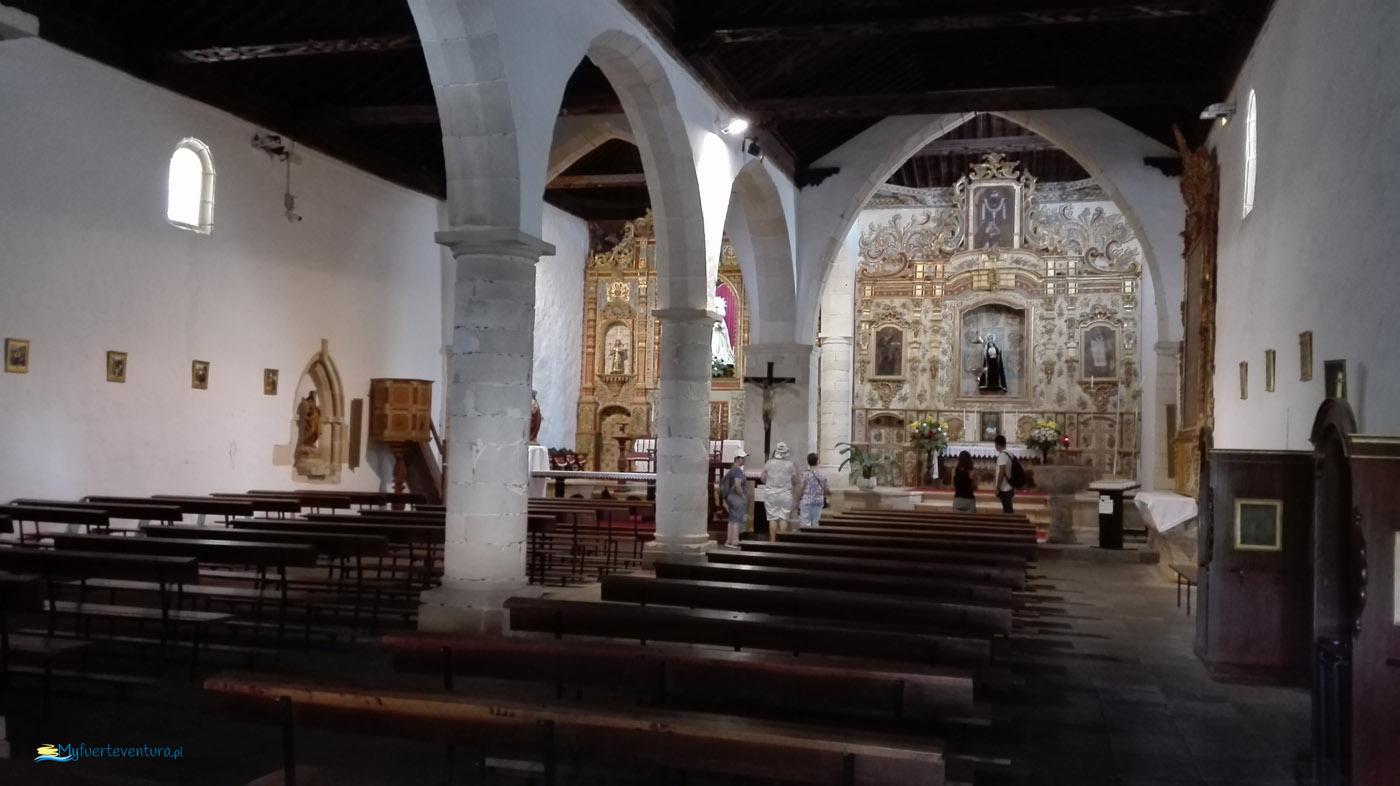 Pajara - Iglesia de Nuestra Señora de Regla