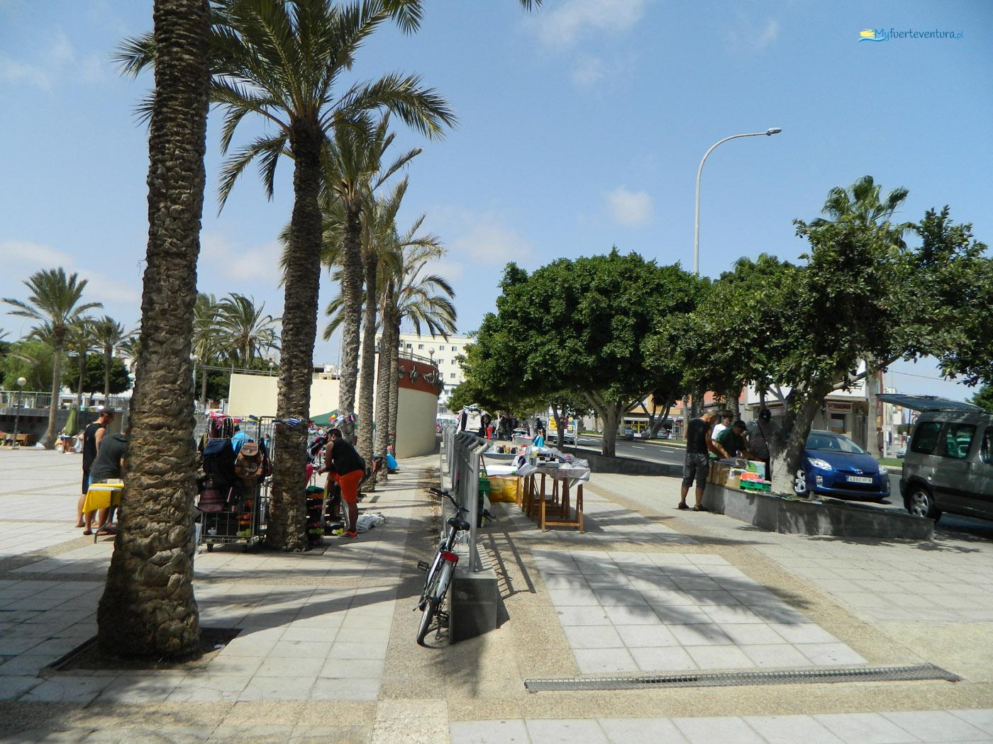 Puerto del Rosario - Plaza de la Paz