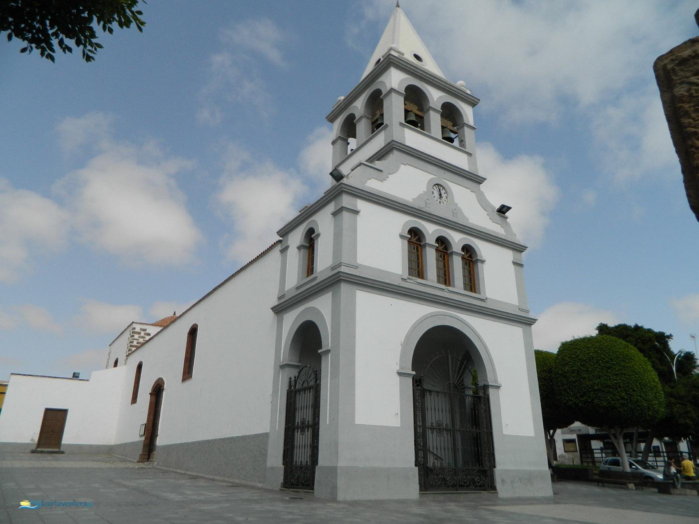 Puerto del Rosario - Kościół Matki Bożej Różańcowej